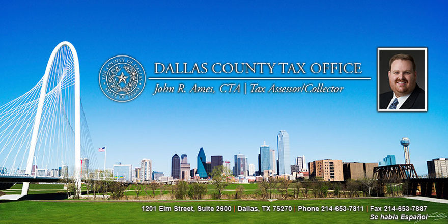Go to DallasCounty.org for more services.